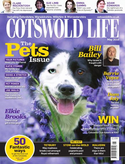 Cotswold Life April 21, 2016 00:00