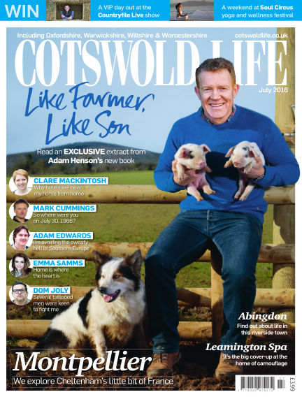 Cotswold Life June 16, 2016 00:00