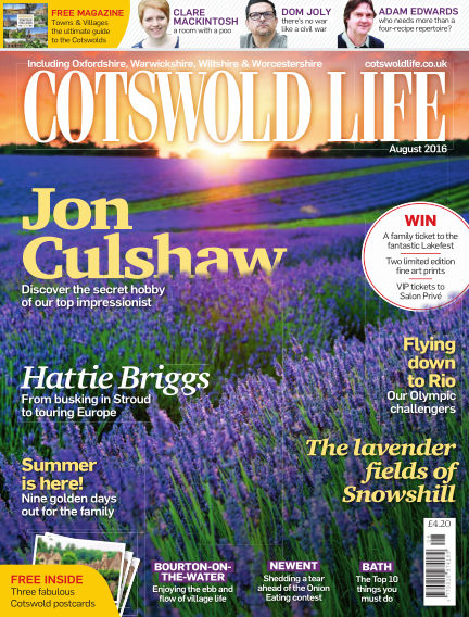 Cotswold Life July 14, 2016 00:00