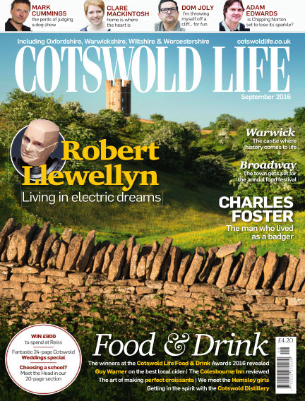 Cotswold Life August 11, 2016 00:00