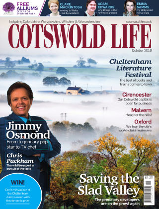 Cotswold Life October 2016