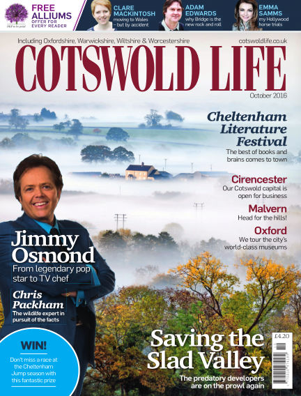 Cotswold Life September 08, 2016 00:00