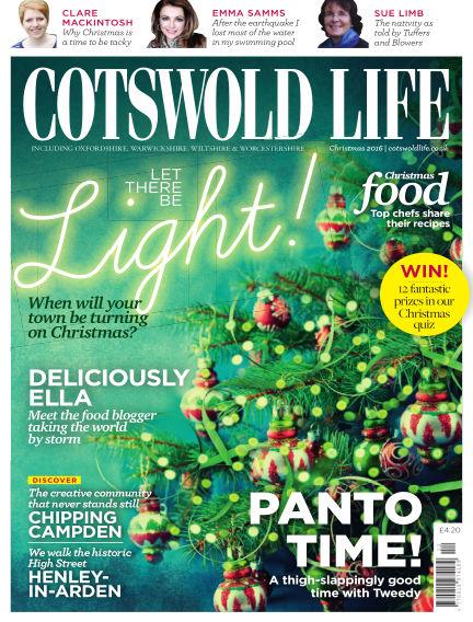 Cotswold Life November 03, 2016 00:00