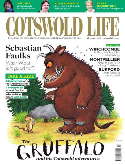 Cotswold Life November 24, 2016 00:00