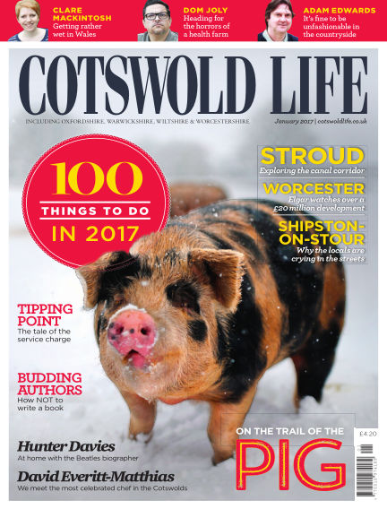 Cotswold Life December 22, 2016 00:00