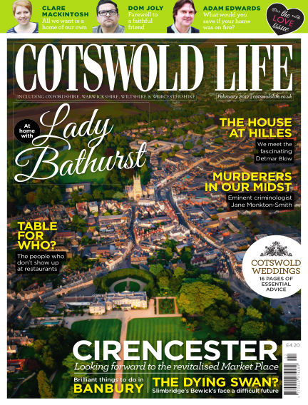 Cotswold Life January 19, 2017 00:00