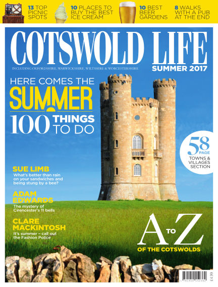 Cotswold Life April 06, 2017 00:00