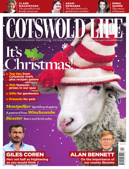 Cotswold Life November 16, 2017 00:00