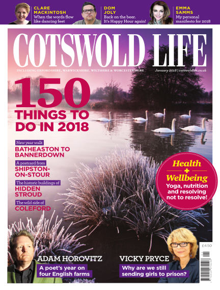Cotswold Life December 21, 2017 00:00
