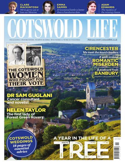 Cotswold Life January 18, 2018 00:00