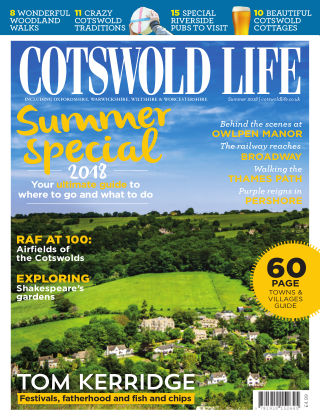 Cotswold Life Summer 2018