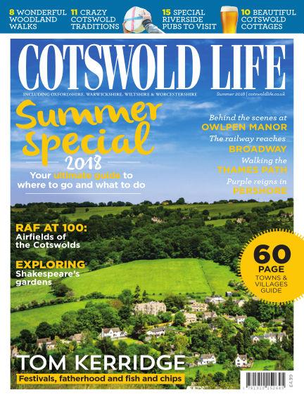Cotswold Life April 05, 2018 00:00