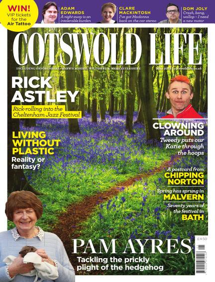 Cotswold Life April 19, 2018 00:00