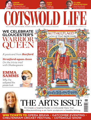Cotswold Life June 2018