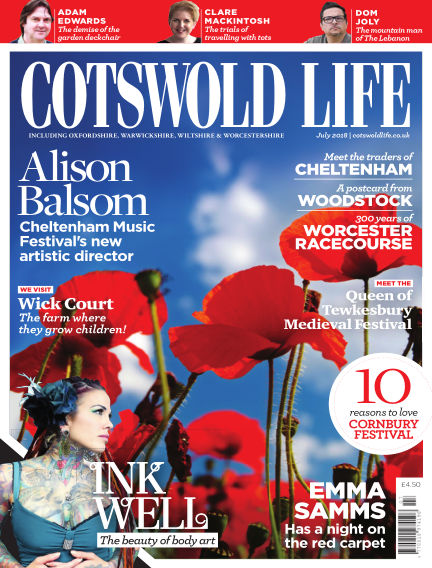 Cotswold Life June 21, 2018 00:00