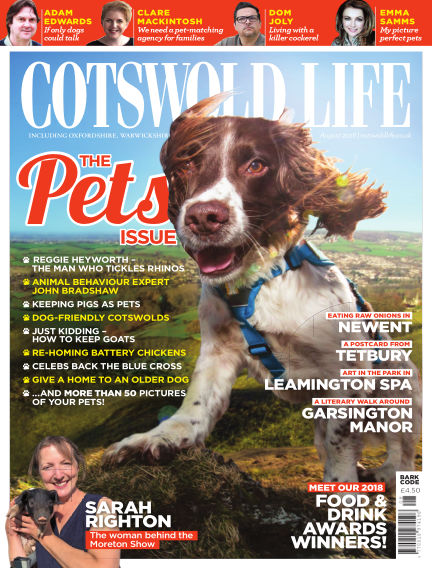 Cotswold Life July 19, 2018 00:00