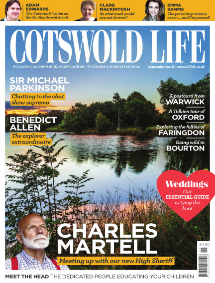 Cotswold Life August 23, 2018 00:00