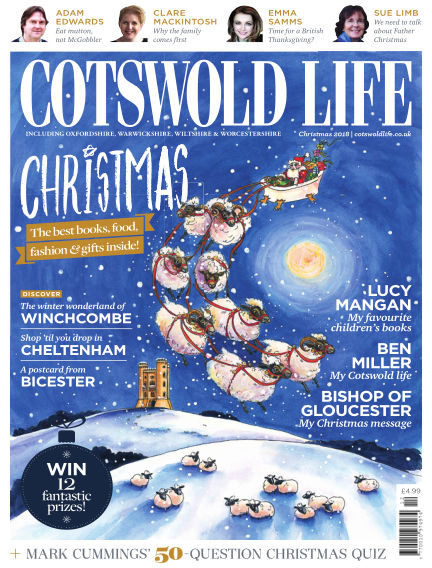 Cotswold Life November 15, 2018 00:00