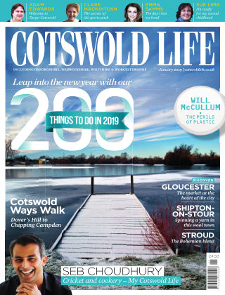 Cotswold Life January 2019