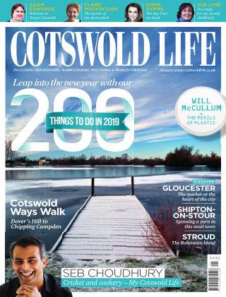 Cotswold Life January 2019