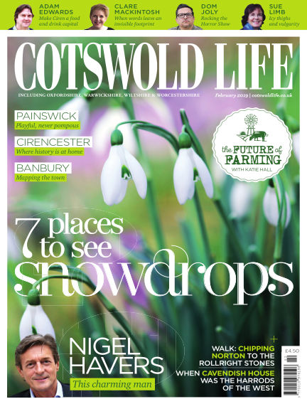 Cotswold Life January 17, 2019 00:00