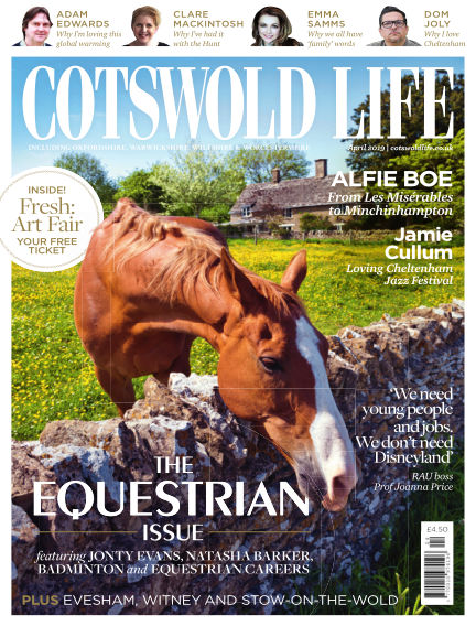 Cotswold Life March 14, 2019 00:00