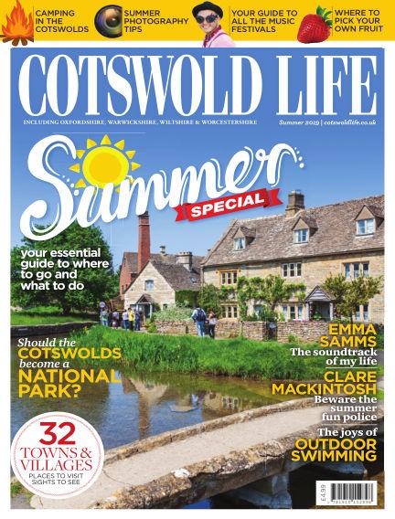 Cotswold Life April 04, 2019 00:00