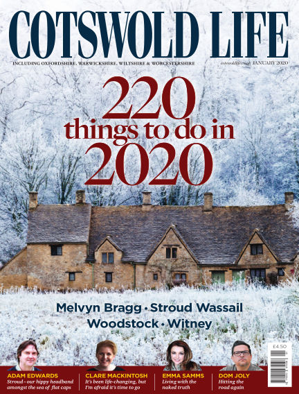 Cotswold Life December 19, 2019 00:00