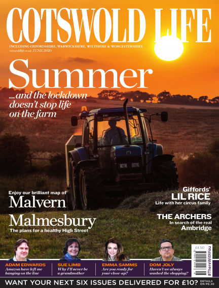 Cotswold Life May 21, 2020 00:00