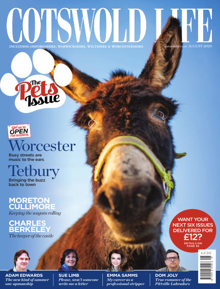 Cotswold Life July 23, 2020 00:00