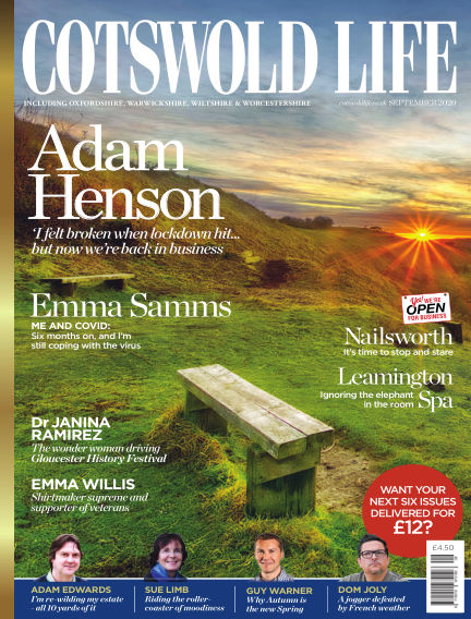 Cotswold Life August 20, 2020 00:00