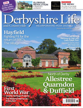 Derbyshire Life August 2014