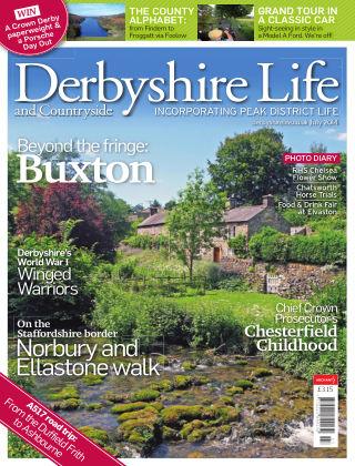 Derbyshire Life July 2014