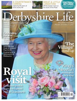 Derbyshire Life September 2014