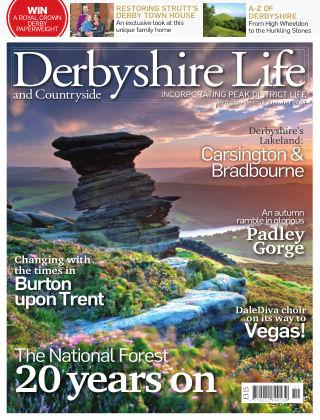 Derbyshire Life October 2014