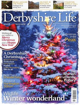 Derbyshire Life December 2014