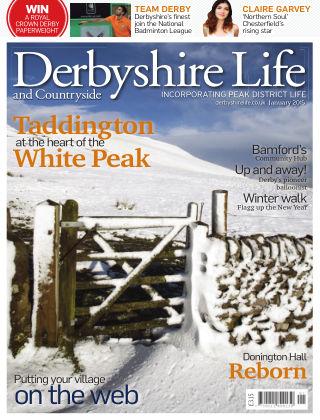 Derbyshire Life January 2015