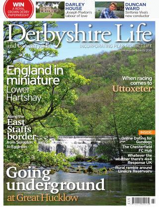 Derbyshire Life March 2015