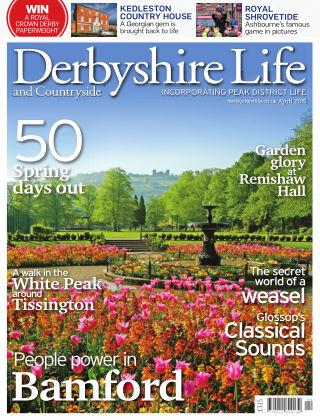 Derbyshire Life April 2015