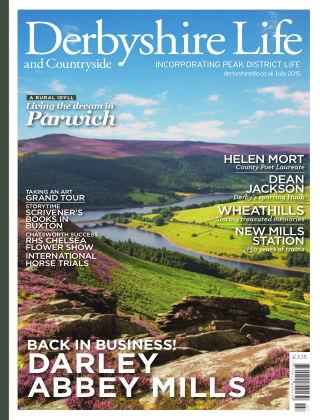 Derbyshire Life July 2015