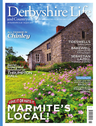 Derbyshire Life August 2015