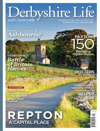 Derbyshire Life September 2015