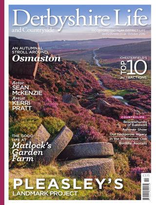 Derbyshire Life October 2015