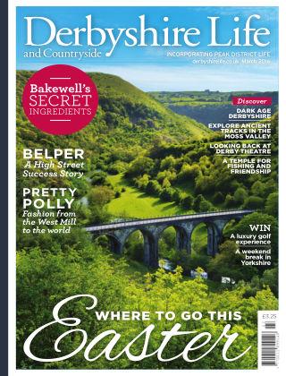 Derbyshire Life March 2016