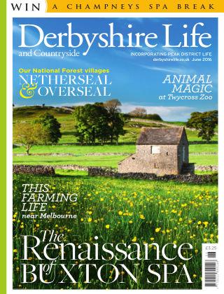Derbyshire Life June 2016