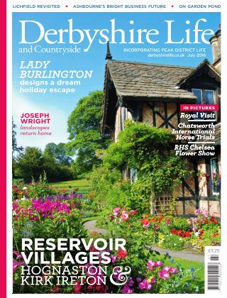 Derbyshire Life July 2016