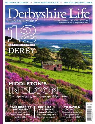 Derbyshire Life September 2016
