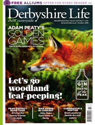 Derbyshire Life October 2016