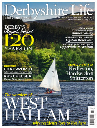 Derbyshire Life July 2017