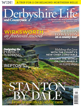 Derbyshire Life September 2017